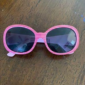 Girls Striped and Shopkins Sunglasses